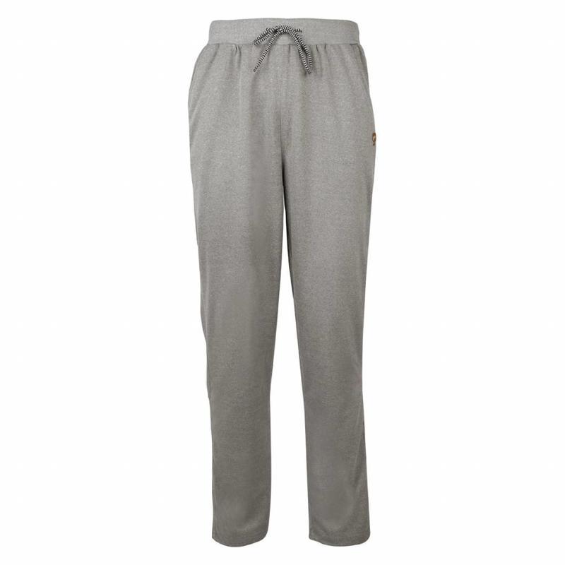 Heren Tech Pants Q Grey Melange