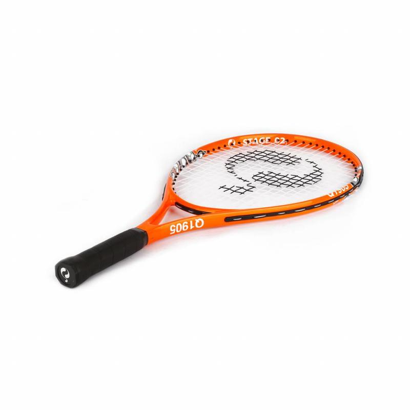 Tennis Racket JR Orange