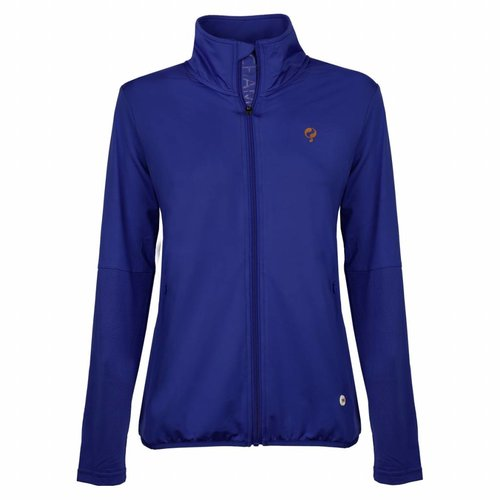 Women's Tech Jacket Q Surf the Web