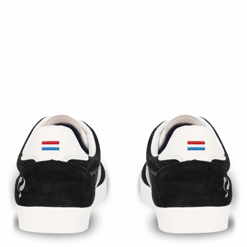 Heren Sneaker Platinum Black / White