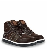 Safety Boot Olympic Dk Brown QS0100