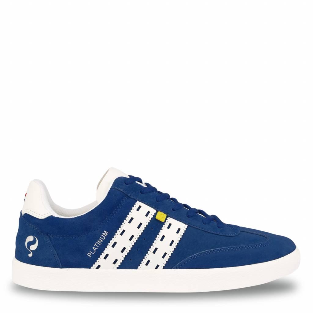 Heren Sneaker Platinum Skydiver White