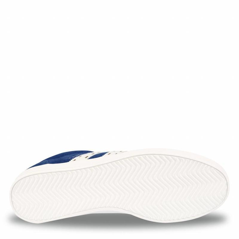 Heren Sneaker Platinum Skydiver / White