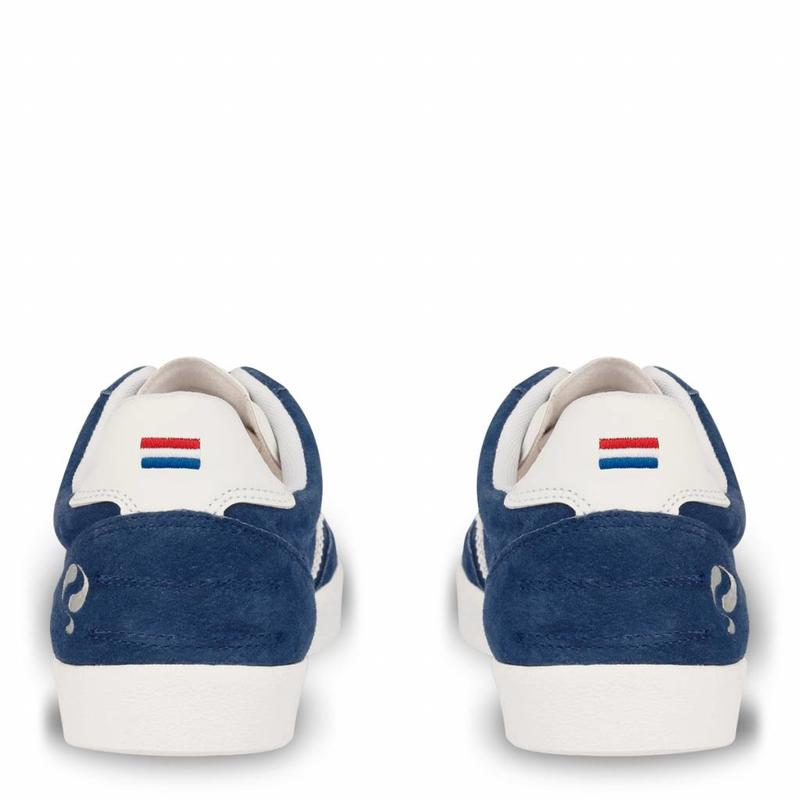Heren Sneaker Platinum Ultra Navy / White