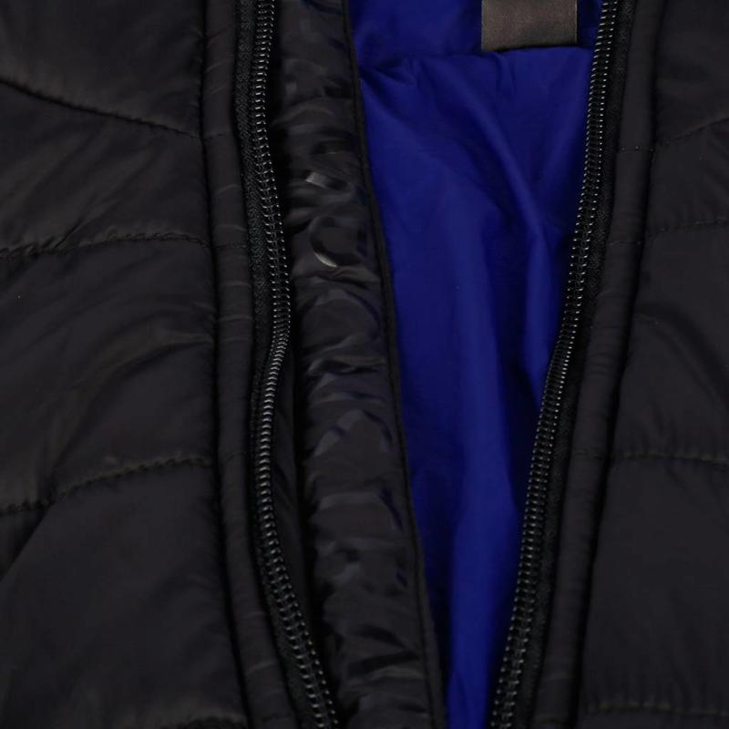 Men's Padded Jacket Q Blue Graphite