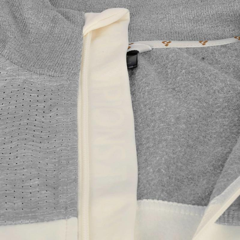 Men's Tech Jacket Q Snow White