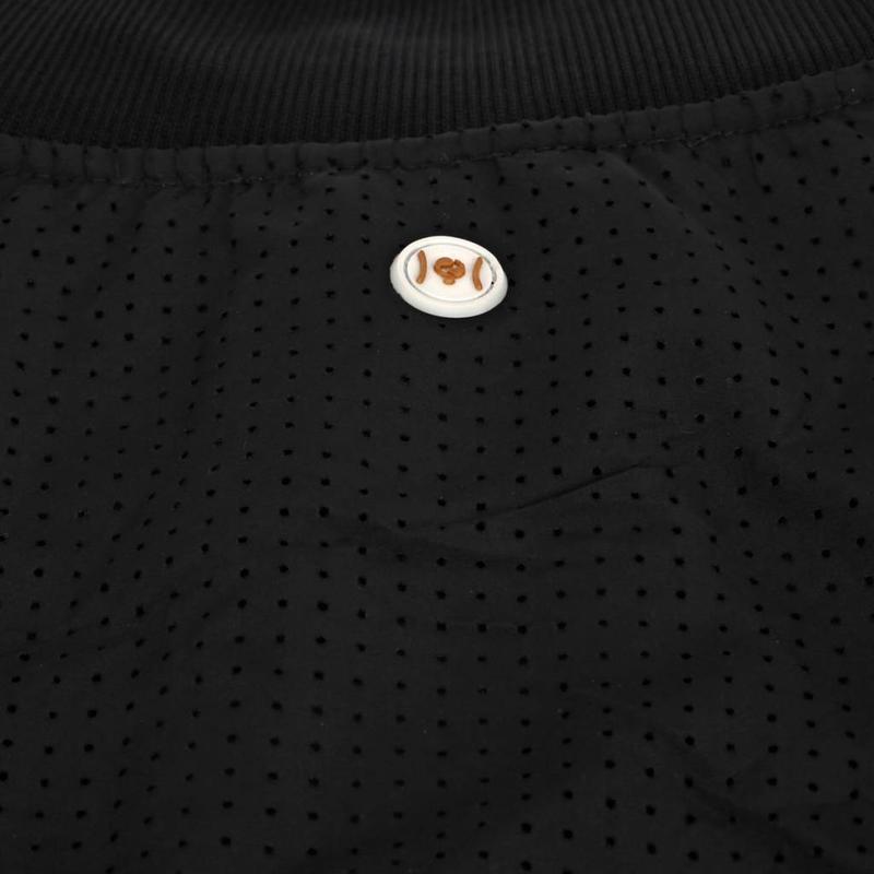 Men's Tech Jacket Q Blue Graphite