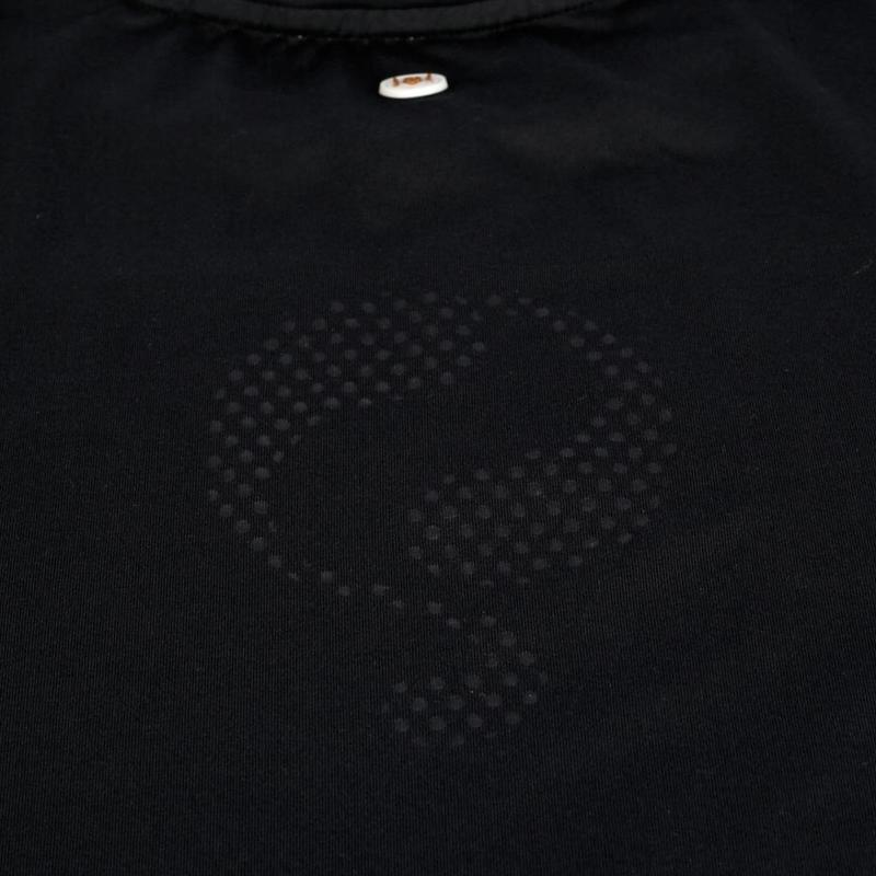 Men's Tee Brush Q Blue Graphite