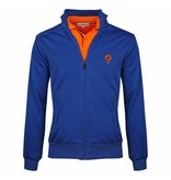 Men's Jacket Kelton Kobalt Navy/Orange