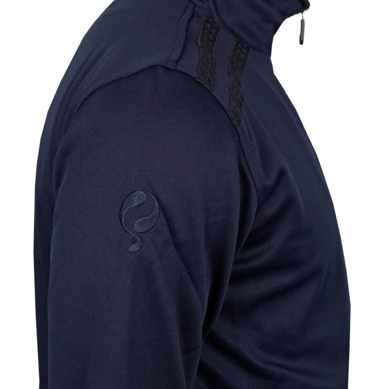 Heren Jacket Kelton Navy Navy/Heaven Blue