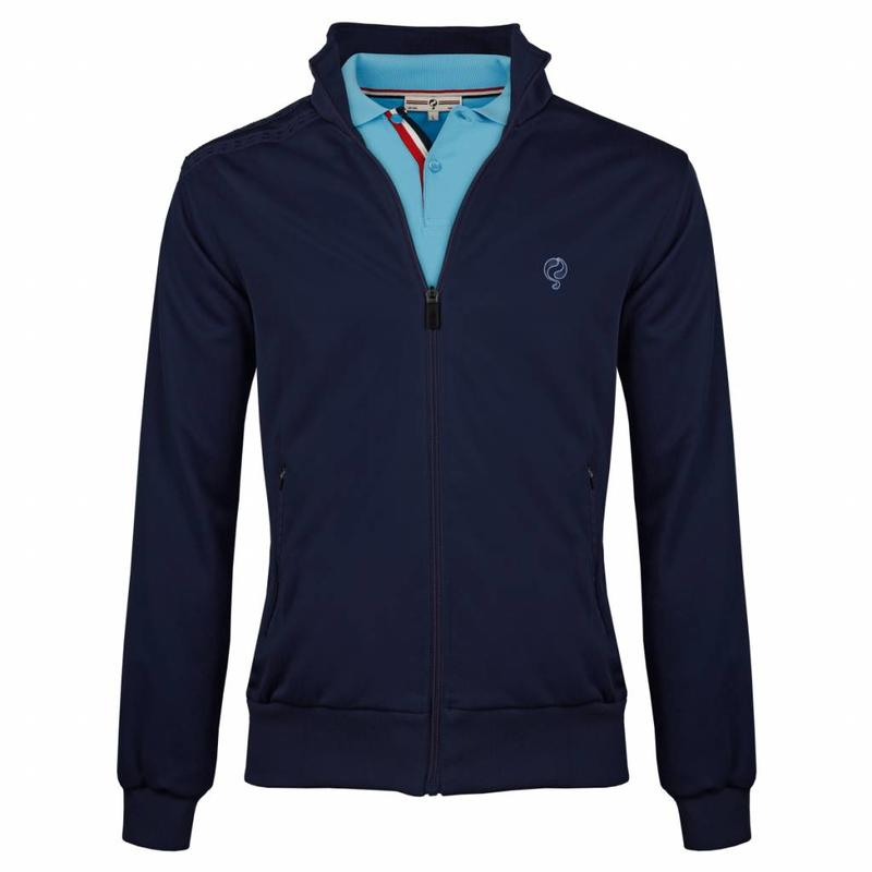Men's Jacket Kelton Navy Navy/Heaven Blue - Copy