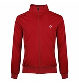 Heren Jacket Kelton Red White