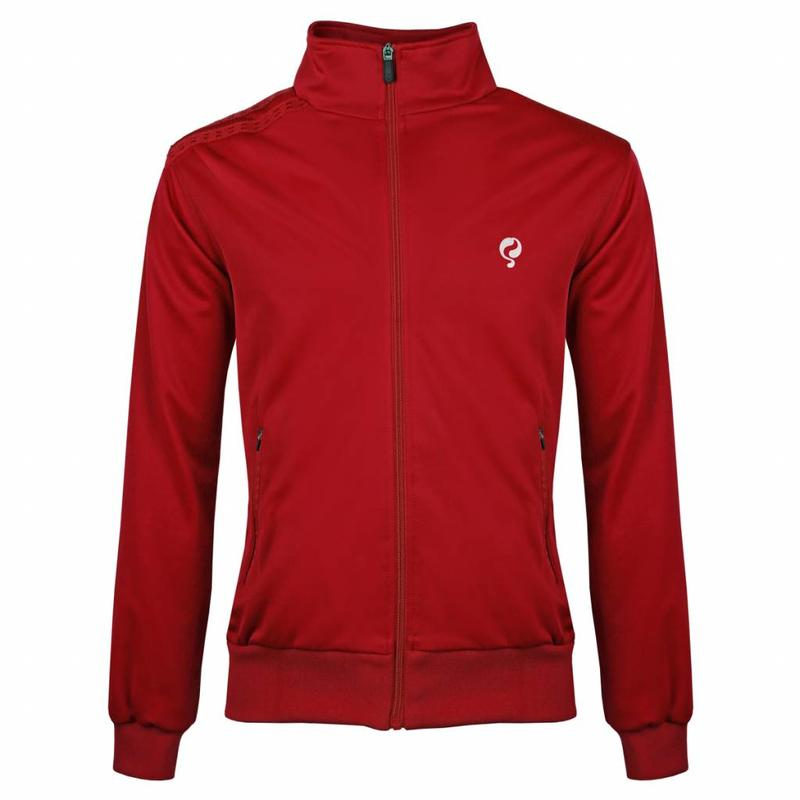 Men's Jacket Kelton Red White - Copy