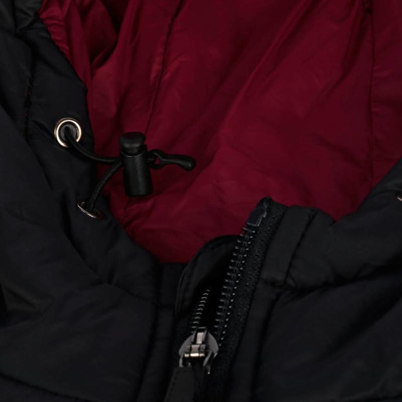 Women's Padded Jacket Q Blue Graphite