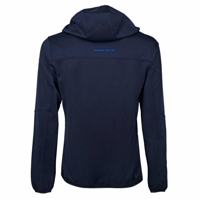 Men's Trainingsjack Pantic Navy / Blauw