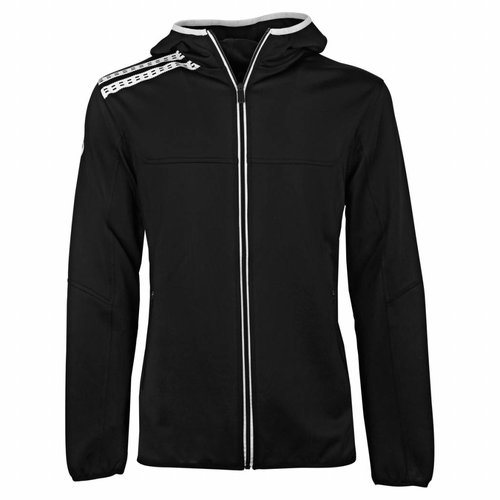 Men's Trainingsjack Pantic Zwart / Wit
