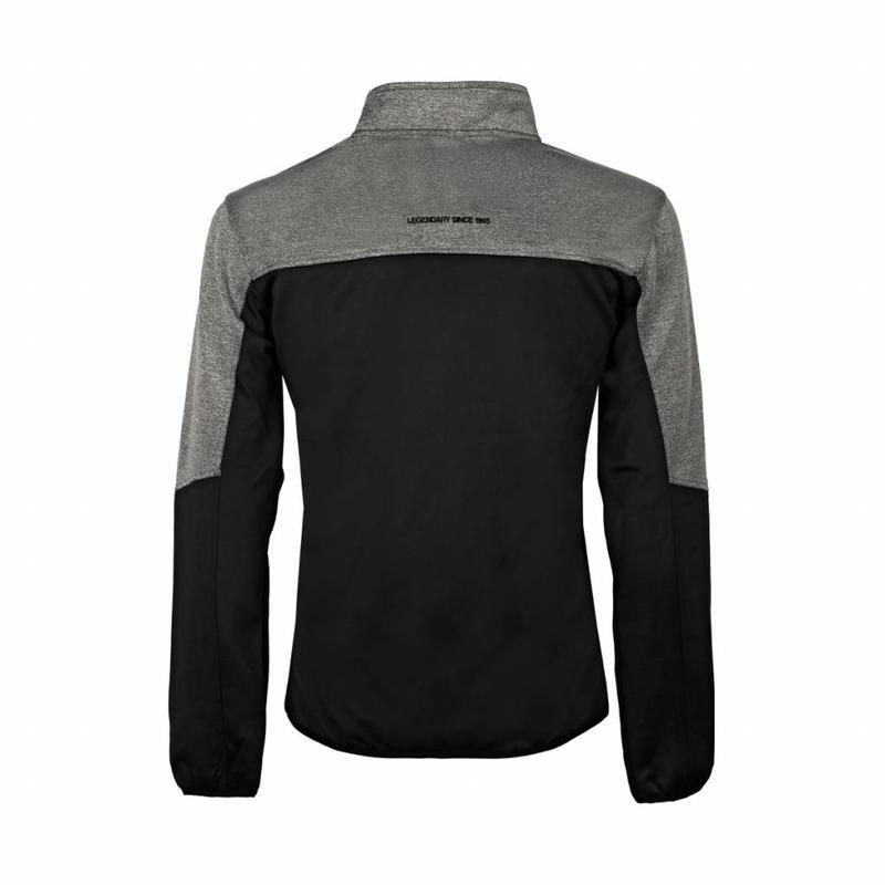 Kids Sweater Vreven Zwart / Grijs / Wit