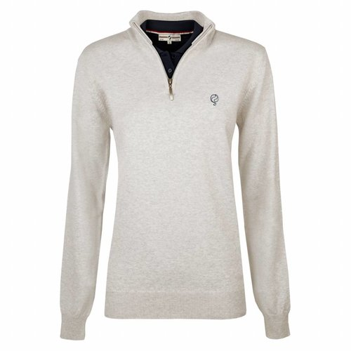 Women's Pullover Half Zip Bellwood Greyhound