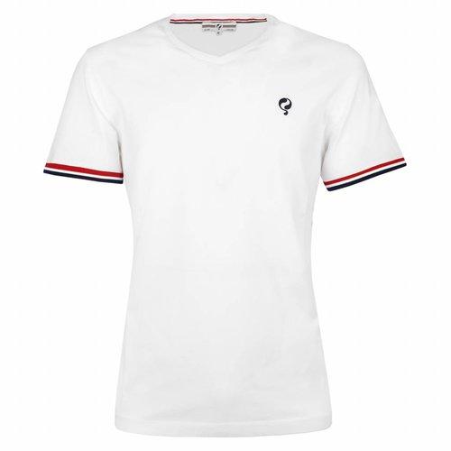 Heren T-shirt Zandvoort White