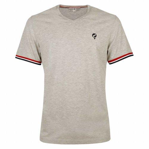 Men's T-shirt Zandvoort Grey Melee