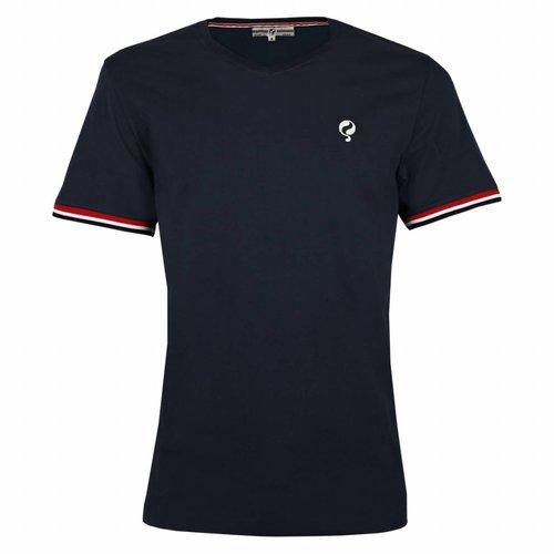 Heren T-shirt Zandvoort Deep Navy