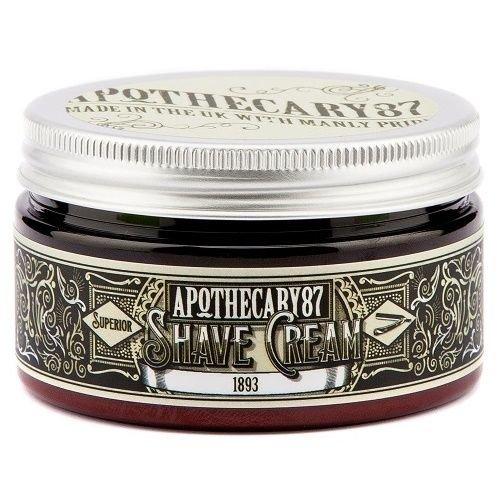 Apothecary87 1893 Scheercreme 100 ml