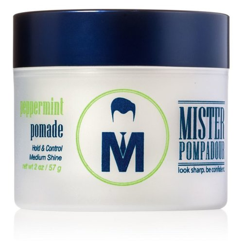 Mister Pompadour Peppermint Pomade