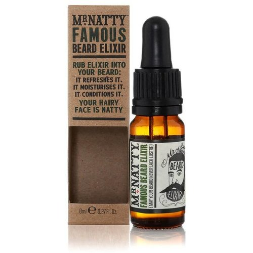 Mr Natty Famous Beard Elixir 8 ml