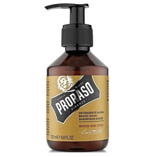Proraso Baardshampoo Wood And Spice 200 ml