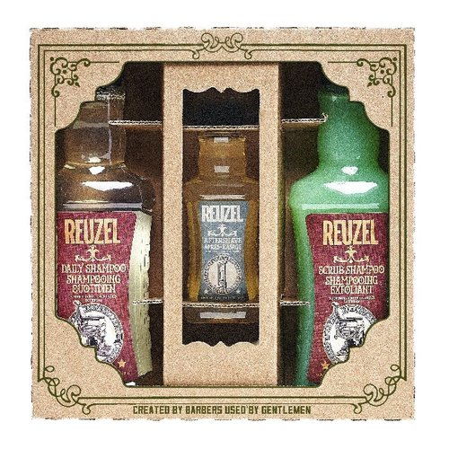 Reuzel Wash & Splash Gift Set