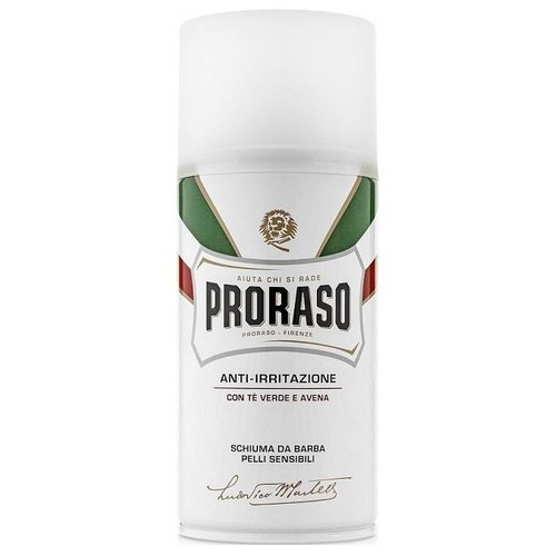 Proraso White Sensitive Scheerschuim 300 ml