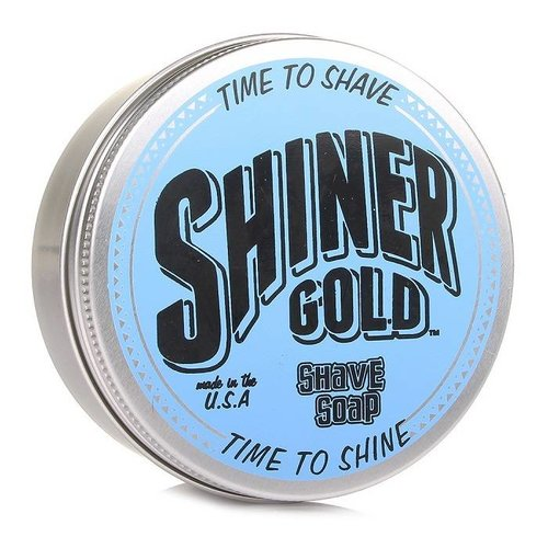 Shiner Gold Scheerzeep
