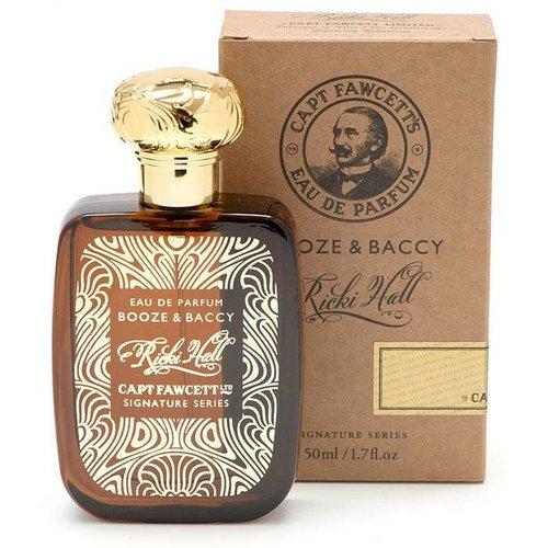 Captain Fawcett Eau de Parfum Booze and Baccy 50 ml