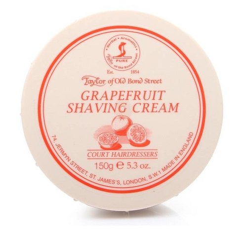 Taylor of Old Bond Street Scheercrème Grapefruit