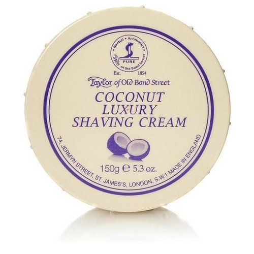 Taylor of Old Bond Street Scheercrème Coconut