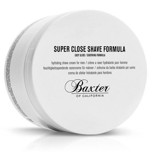 Baxter of California Super Close Scheercrème 240 ml