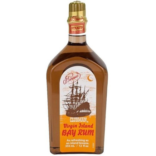 Clubman Pinaud Bay Rum Virgin Island 355 ml