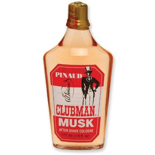 Clubman Pinaud Musk Aftershave Cologne 177 ml