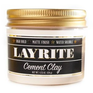 Layrite Cement Hair Clay 120 gr.