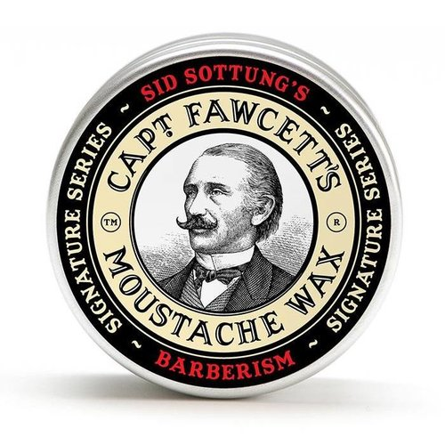 Captain Fawcett Barberism Snorrenwax