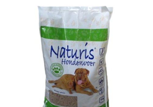Naturis hondenvoer Naturis rendier   persbrok graan glutenvrij  hypoallergeen.