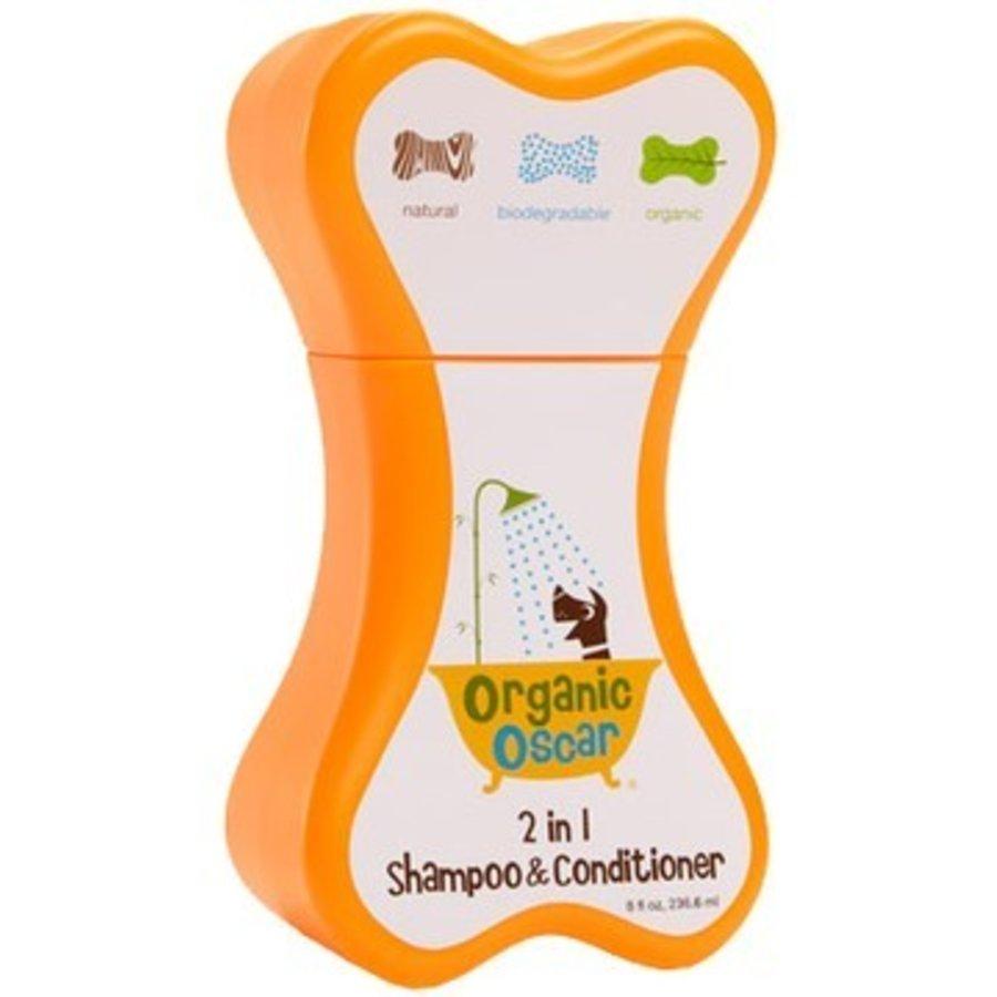 Organic Oscar Shampoo 2 in 1 met conditioner-1