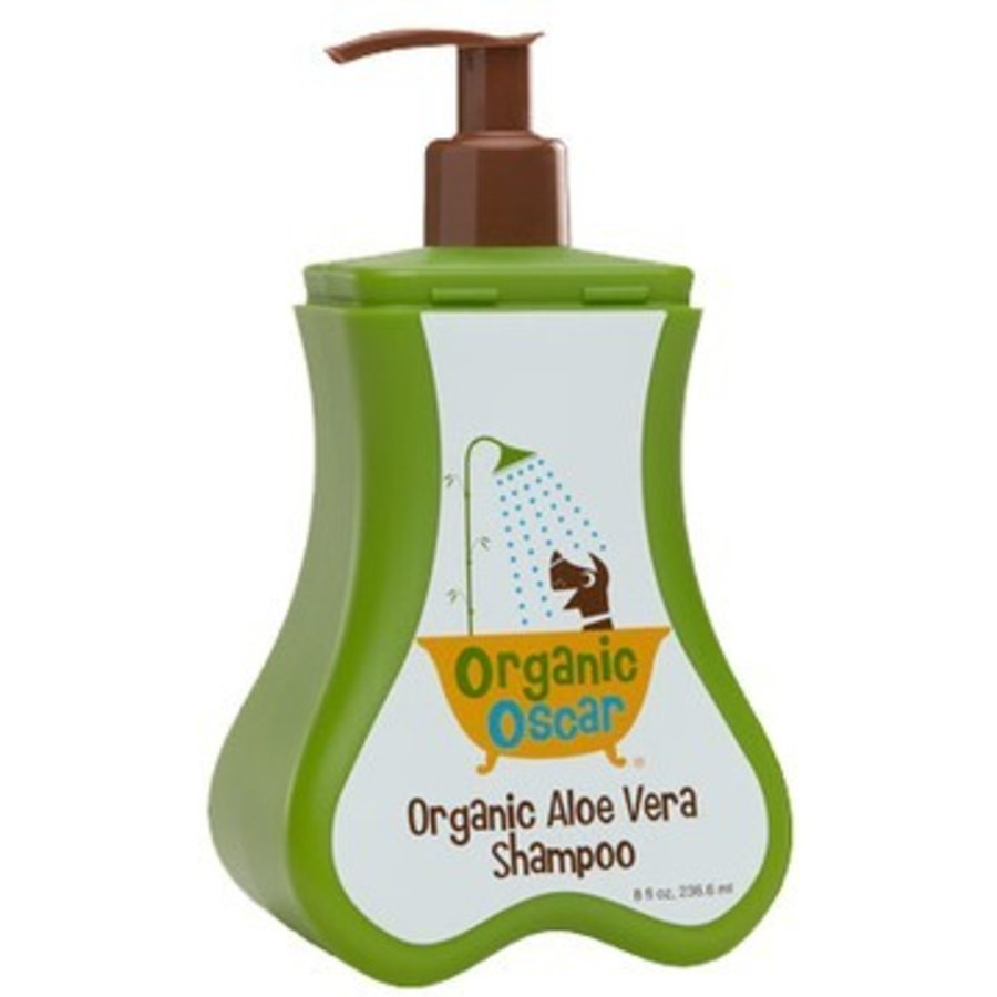 Organic Oscar Shampoo Aloë Vera-2