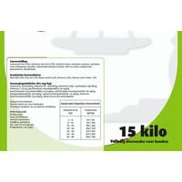 thumb-Kivo Lam en rijst geperste brok 15kg-3