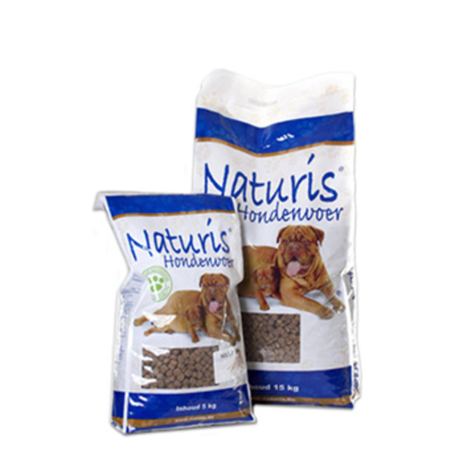 Naturis hert zonder gluten 15kg hypoallergeen-1