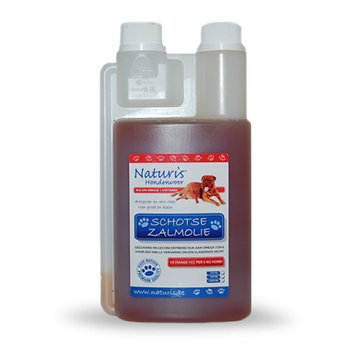 Naturis zalmolie 500ml