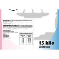 Kivo junior geperste brok 15kg