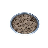 thumb-Kivo petfood kip rijst geperste brok 15 kg-3