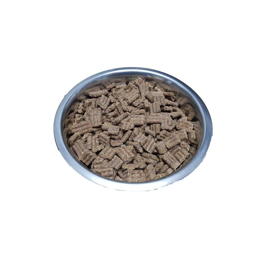 Kivo petfood kip rijst geperste brok 15 kg