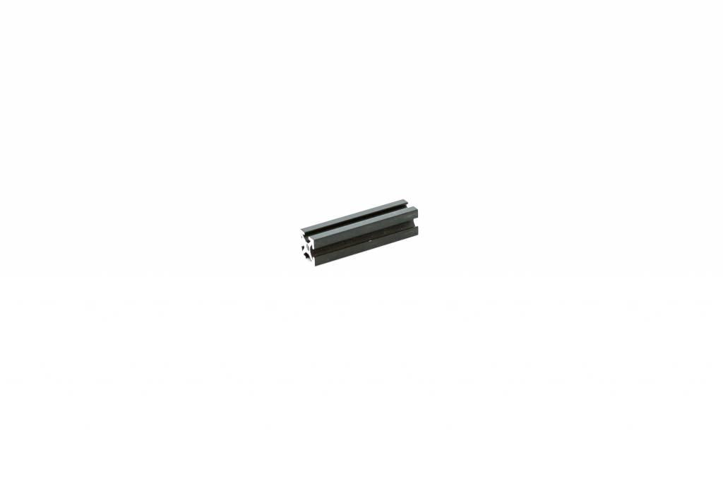 MakerBeam - 10x10mm aluminum profile 8 pieces of 40mm black anodised MakerBeam